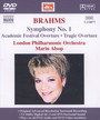 Brahms: Symphony No.1 - Marin Alsop