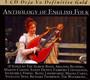Anthology Of English Folk - V/A