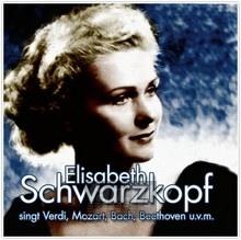 Singt Lieder & Arien - Elisabeth Schwarzkopf