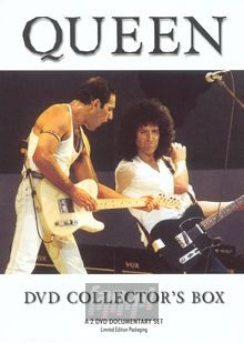 DVD Collector's Box - Queen
