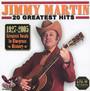 20 Greatest Hits - Jimmy Martin