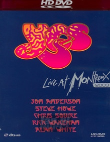 Live At The Montreux 2003 - Yes