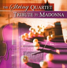 A Tribute To Madonna - Tribute to Madonna