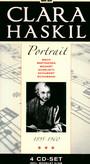 Portrait-Buchformat - Clara Haskil
