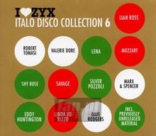 ZYX Italo Disco Collection  6 - I Love ZYX