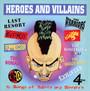 Heroes & Villains - V/A