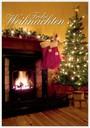 Xmas Fireplace - V/A