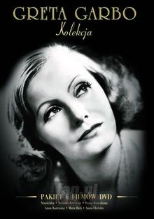 Garbo Greta: Prestige - 6 Filmów - Movie / Film