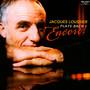 Plays Bach Encore - Jacques Loussier