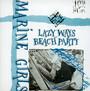 Lazy Ways/Beach Party - Marine Girls
