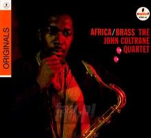 Africa/Brass - John Coltrane