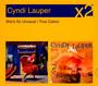 She's So Unusual/True Colours - Cyndi Lauper