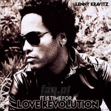 It's Time For A Love Revolution - Lenny Kravitz
