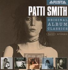 Original Album Classics [Box] - Patti Smith