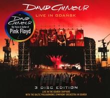 Live In Gdańsk - David Gilmour