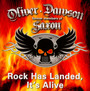 Rock Has Landed, It's Alive - Saxon