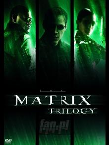 Matrix Trilogy Boxset - Matrix
