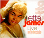 Live & In The Studio - Etta James