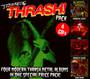 Earache Thrash Metal Pack - Earache