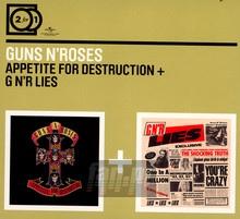 Appetite For Destruction/Lies! - Guns n' Roses