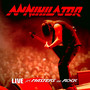 Live At Masters Of Rock - Annihilator