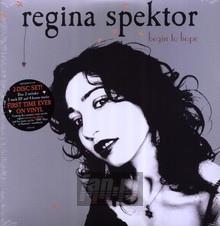 Begin To Hope - Regina Spektor