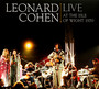 Live At The Isle Of Wight - Leonard Cohen