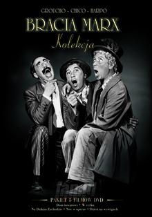 Boxset: Five Best Movies - Marx Brothers