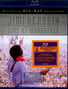 Live At Woodstock - Jimi Hendrix