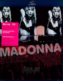 Sticky & Sweet Tour Live From Buenos Aires - Madonna