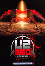 U2 360 Tour - Live At Pasadena Rose Bowl - U2