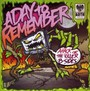 Attack Of The Killer B-Sides - A Day To Remember