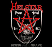 Rising From The Grave - Helstar
