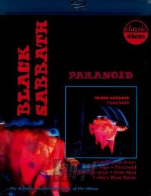 Paranoid-Classic Album - Black Sabbath