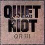Qr III - Quiet Riot