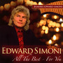 All The Best-For You - Edward Simoni