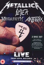 The Big 4: Live From Sonisphere - Metallica / Slayer / Megadeth / Anthrax