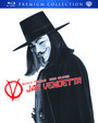 V Pour Vendetta - Movie / Film