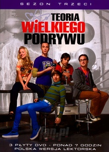 Teoria Wielkiego Podrywu, Sezon 3 - Season 3 Big Bang Theory
