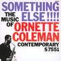 Something Else - Ornette Coleman