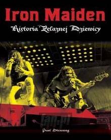 Historia Żelaznej Dziewicy - Iron Maiden