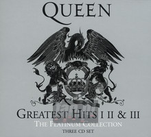 Platinum Collection:  Greatest Hits 1/2/3 - Queen