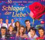 Schlager Der Liebe - V/A