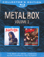 Metal Blu-Ray Box, vol.3 - Alice Cooper / Ted Nugent