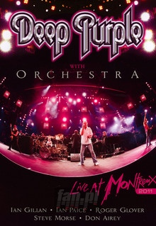 Live At Montreux 2011 [Deep Purple With Orchestra] - Deep Purple