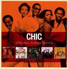 Original Album Series - Chic