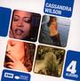 4CD Boxset - Cassandra Wilson