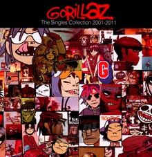 Singles Collection 2001-2011 - Gorillaz