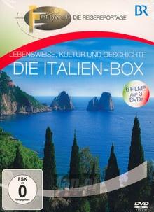 BR - Fernweh: Die Italien - Box - Special Interest