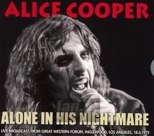 Alone In His Nightmare - Alice Cooper